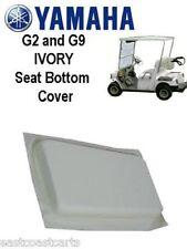 Yamaha G2/G9 Golf Cart IVORY Seat Bottom Cover JG5-K8404 (Free Shipping)