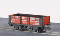 Peco NR-P440 N Gauge 5 Plank Wagon Teign Valley Granite