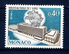 MONACO - 1970 - Nuova sede dell'U.P.U. a Berna