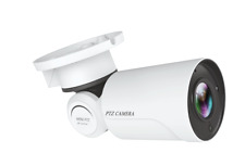 PTZ Caméra IP 5MP zoom optique 5x P2P POE 40 M IR ONVIF Mini Outdoor Pan Tilt