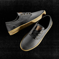 Emerica Shoes Romero Laced Black Gold US SIZE Skateboard Sneakers