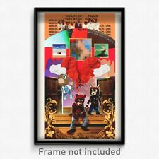 Frank Ocean Rap Music Singer Star Art Fabric Poster deocr print custom24x36 V330