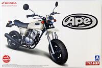 Aoshima 51702 Bike 21 Honda Ape 50 1/12 scale kit 4905083051702