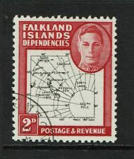 Falkland Islands SG# G11a Used / Dot in T - S6050