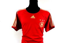 SHIRT GERMANY ADIDAS 2008/09 AWAY SUPPORTERS TEE JERSEY TRIKOT SIZE (L)