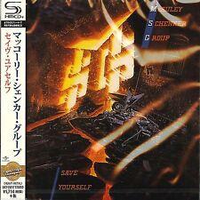 MSG - Save Yourself - Japan Jewel Case SHM CD - UICY-25517