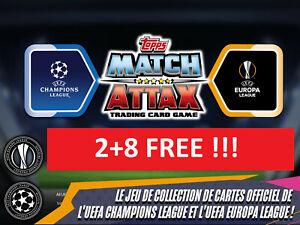 TOPPS Match Attax 2020/2021 FC SHAKTAR DONETSK  2+8 FREE !!!  20/21