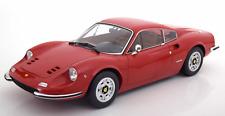1/12 Scale 1973 FERRARI DINO 246 GT RED LE of 600 Model Car By KK Scale