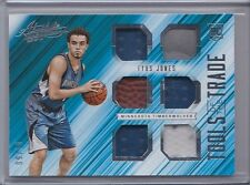 Tyus Jones 2015-16 Absolute Tools of the Trade 6 Piece Relic Rookie /60