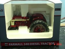 International Harvester 340  Diesel Tractor, NIB, 2006 Lafayette Show