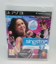 SingStar Dance Video Game for Sony PlayStation 3 PS3 NEW SEALED