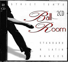 Strict Tempo - BALLROOM - Standard & Latin Dances /  2-CD / NEU&OVP/SEALED!