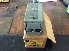 New Allen Bradley 350-TAV32 /C Reversing Drum Switch 3 Position Size 1 Qty