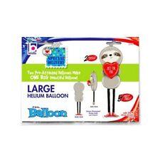 """Betallic Sloth Special Delivery Foil Balloon, 60""""."""