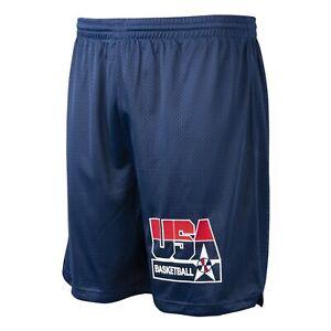 Team USA Basketball Mitchell & Ness Team USA 1992 Dream Team Practice Shorts NWT