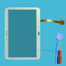 For Samsung Galaxy Tab 3 10.1 GT-P5200 P5210 white Digitizer Touch Screen Glass