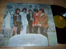 "The Illusion 1969 12"" LP Together (As A Way of Life) ST-37005 STEED Records A++"