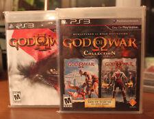 God of War Collection / God of war 3 - Kratos Ascension origins sparta Olympus