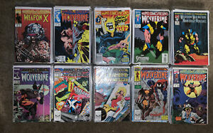 Marvel Comics Presents 1-175 VF/NM complete ONLY MISSING 4 ISSUES! Bag/boarded