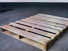 """Pallets Wooden Used 48"""" X 40""""4  00004000 Way Standard Pallets Pick Up Only 1Pallet 12.50"""