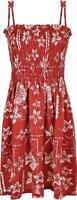 Womens Ladies Summer Floral Dress Sprappy Dresses
