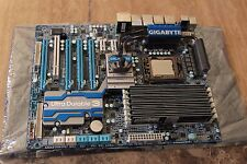 Motherboard Gigabyte GA-X58A-UD7  LGA1366 with i7 CPU and 12Gb  RAM