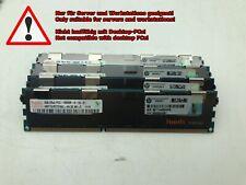 16GB (4x 4GB) DDR3-1333 MHz PC3-10600R Hynix HMT151R7TFR4C-H9 Server RAM Händler