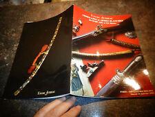 Catalogue Vente Jutheau Armes à Feu & Blanches Sabre Fusil Militaire et Chasse