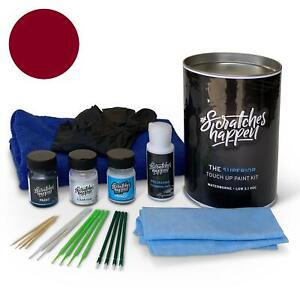 Exact-Match Touch Up Paint Kit - Land Rover Firenze Red (868/CAH/1AF)