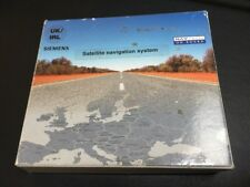 Genuine peugeot/SIEMENS Sat Nav Navigation CD Go UK Ireland Map Disc NAVTECH