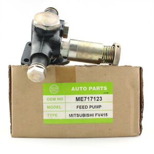 Mitsubishi Fuso FV415 Injection Pump Fuel Feed Pump Assy NEW ME717123