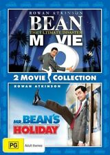 The Mr Bean's Holiday / Bean - Ultimate Disaster Movie (DVD, 2018)