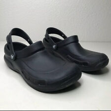 Crocs Bistro Clog Black 10 US Men / 12 US Women