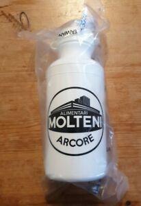 Vintage Retro Molteni Edition Bottle/Bidon *New & Sealed* (Colnago,Eddy Merckx)