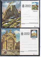 España Paisajes y Monumentos Enteros postales año 1979 (CH-741)