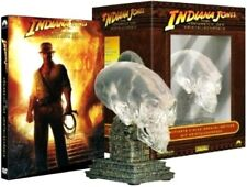 Indiana Jones & the Kingdom of the Crystal Skull ☠R4 DVD Limited Edition Box Set