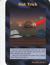 ILLUMINATI:New World Order-Steve Jackson-Lot 220-1 Card
