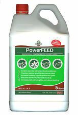 Powerfeed Fertiliser Commercial Strength 5L Seasol Fish Soil Coditioner