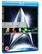 Star Trek VII Generations Blu-ray 1994 Region