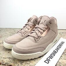 Nike Air Jordan 3 Retro Particle Beige Women's 10 / Men's 8.5 Shoes AH7859-205