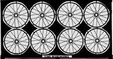 Tom's Model 405 x 1/28 Spoked Aircraft Wheel Set