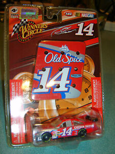 #14 TONY STEWART OLD SPICE / OFFICE DEPOT 2009 COT WINNERS CIRCLE 1/64 NEW