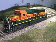 Custom Kato Ex Cn Sd40 Rebuilt Bnsf 7324 Sd40-2 By Southern Tier Modelworks