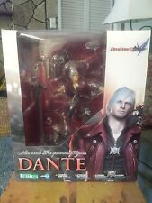 Devil May Cry 4 Dante ARTFX PVC Statue Kotobukiya - New in Factory Sealed box