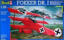 Revell -Germany   1:28  FOKKER Dr.1 Richthofen RMG4744