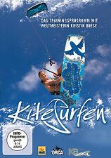 DVD Kitesurfen - Das Trainingsprogramm mit Weltmeisterin Kristin Boese - NEU