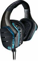 Logitech - G633 Artemis Spectrum Gaming Headset - Black