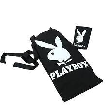 Playboy Bunny APRON & STUBBY HOLDER GIFT PACK - Costume Magazine BBQ Bar