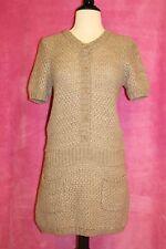 BCBG MAXAZRIA Sweater Mini Dress, Size S