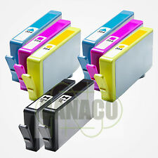 8* PK New 564 564XL Ink Cartridge for HP Plus-B209a C5324 D5440 B109a 5520 7520